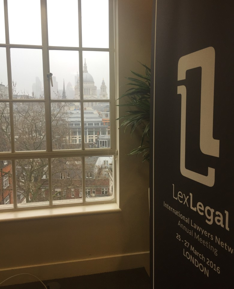 Lex Legal Annual Meeting 2016